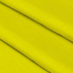 Ткань для постельного белья однотонная бязь желтая 5902