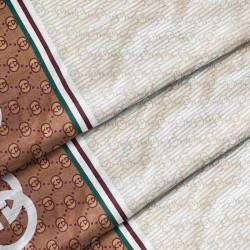 Ткань для постельного белья бязь 3616