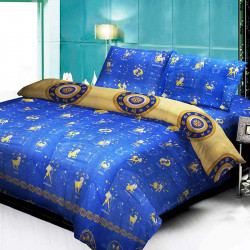 Полуторное постельное белье бязь Koleidoscope