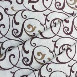 Ткань для постельного белья бязь 5148