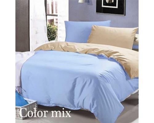 Постільна білизна ранфорс двох кольорів 3015-3084