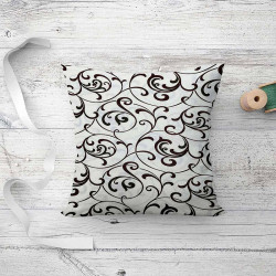 Подушка з холлофайберу Venzel Milk