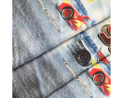 Ткань для постельного белья детская ранфорс Мак Вин 4357