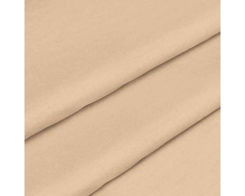 Ткань для постельного белья однотонная сатин 35B
