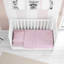 Детское постельное белье в кроватку сатин 1944