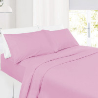 Ткань для постельного белья однотонная сатин 7593