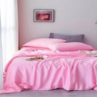 Ткань для постельного белья однотонная сатин 7586