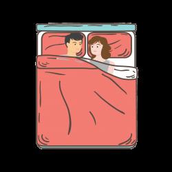 Что может входить в комплект двуспального постельного белья?