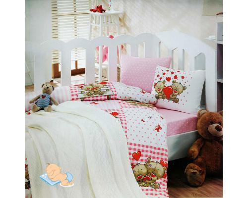 Дитяча постільна білизна в ліжечко Yumi Ковдра