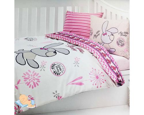 Детское постельное бельё в кроватку Petty