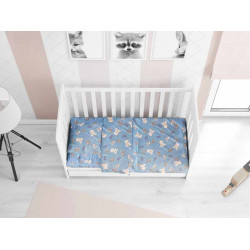 Детское постельное белье в кроватку 2956