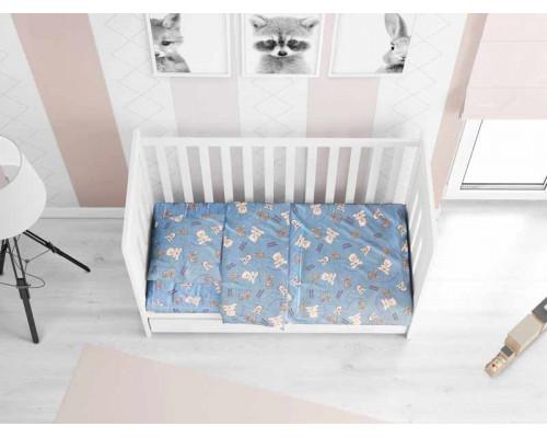 Дитяча постільна білизна в ліжечко 2956