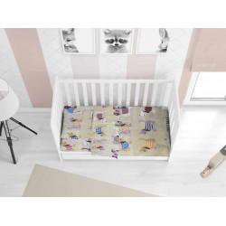 Детское постельное белье в кроватку 7180