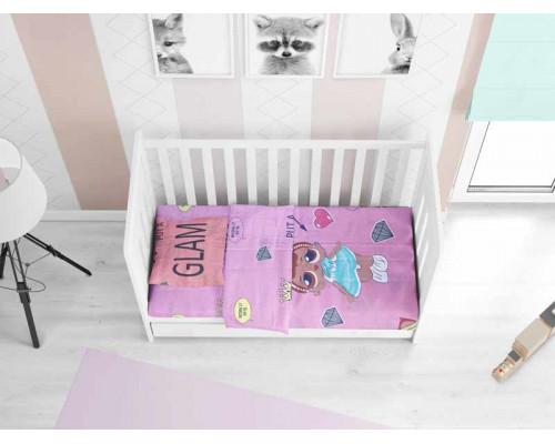 Детское постельное белье в кроватку 7210
