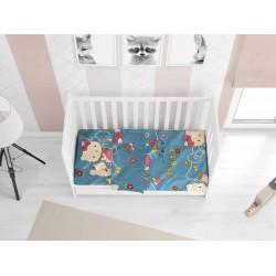 Детское постельное белье в кроватку 8262