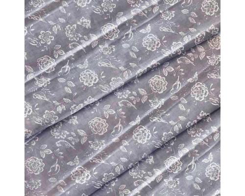 Ткань для постельного белья бязь Розолетта 7820