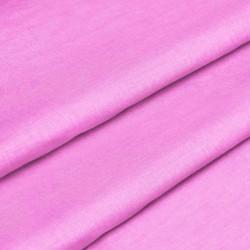 Ткань для постельного белья однотонная бязь розовая 1759