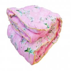 Одеяло холлофайбер полуторное Пинки 1475