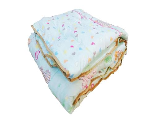 Одеяло силикон полуторное Аминиа 1782